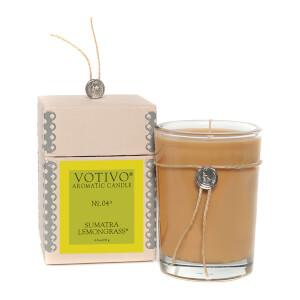 Votivo Aromatic Candle Sumatra Lemongrass