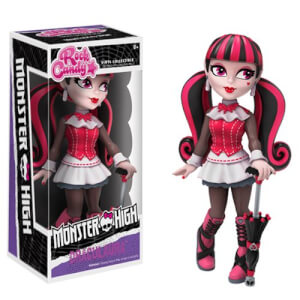 Figurine Draculaura - Monster High - Rock Candy Vinyl