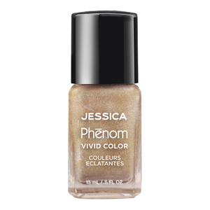 Verniz de Unhas Phenom Vivid Colour da Jessica 15 ml - 044 Gold Vermeil