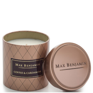 Max Benjamin Scented Candle - Coffee and Cardamom