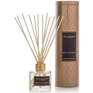 Max Benjamin Fragrance Diffuser - Coffee and Cardamom