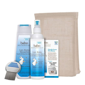 Babo Lice Prevention Essentials Set