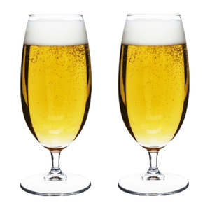 Sagaform Club Beerglass (2 Pack)