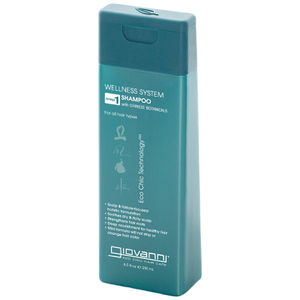 Giovanni Wellness Shampoo 250ml
