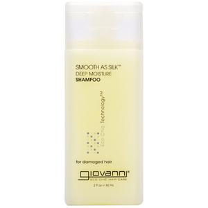 Giovanni Smooth as Silk shampoo 60 ml