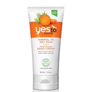 Yes To Carrots Moisturizing Hand Cream
