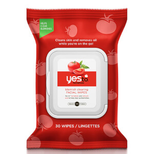 yes to Tomatoes Blemish Clearing Facial Wipes (pakke med 30 stk.)