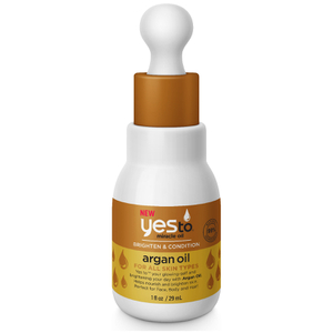 Aceite de argán Miracle de yes to