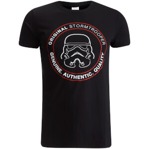 Star Wars Stormtrooper Original Trooper Heren T-Shirt - Zwart