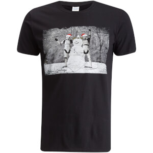 Stormtrooper Men's Season's Greetings T-Shirt - Black