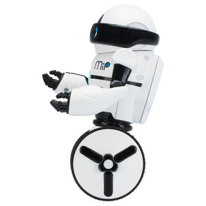WowWee Mini MiP Remote Control Robot - White: Image 6