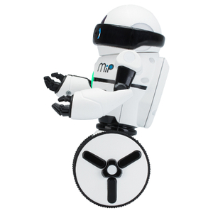 WowWee Mini MiP Remote Control Robot - White: Image 5