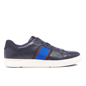 PS by Paul Smith Men's Lawn Stripe Trainers - Galaxy Mono Lux