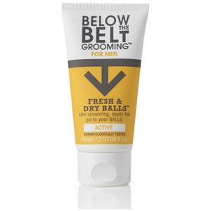 Below the Belt Fresh & Dry Balls 75ml - Active
