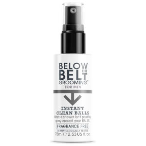 Below the Belt Instant Clean Balls 100ml - Fragrance Free