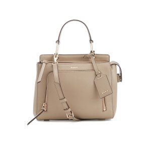 DKNY Women's Bryant Park Small Top Handle Satchel - Soft Clay