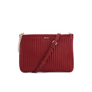 DKNY Women's Gansevoort Cross Body Bag - Scarlet