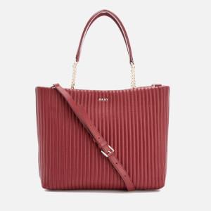 DKNY Women's Gansevoort Shopper Bag - Scarlet