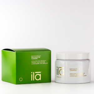 ila-spa Bath Salts for Cleansing 500g