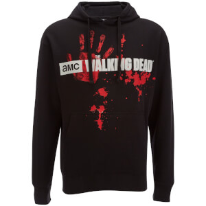 Spiral Men's Walking Dead Zombie Horde Hoody - Black