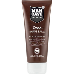 ManCave Post Shave Balm 100ml