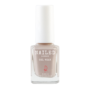 Nailed London with Rosie Fortescue Nail Polish 10ml - Noodle Nude