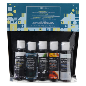 KORRES Holiday Shower Gel Mini Fruits