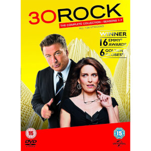 30 Rock - Complete Series 1-7