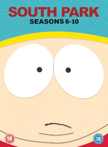 South Park: Season 6-10 Boxset