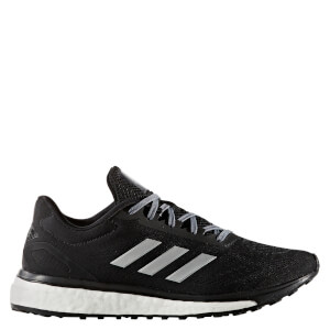 adidas Women's Response LT Running Shoes - Core Black/Silver