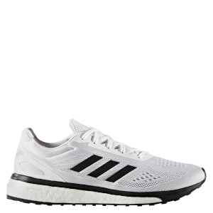 adidas Men's Response LT Running Shoes - White/Core Black