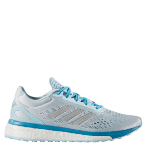 adidas Women's Response LT Running Shoes - Ice Blue/Silver
