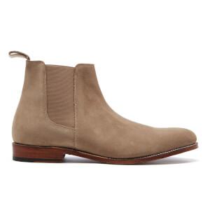 Grenson Men's Declan Suede Chelsea Boots - Cloud