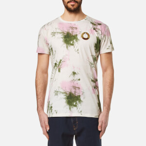 Vivienne Westwood MAN Men's Wine Stains T-Shirt - Beige