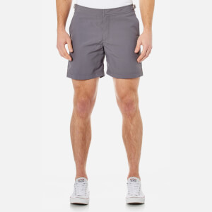 Orlebar Brown Men's Bulldog Swim Shorts - Fossil