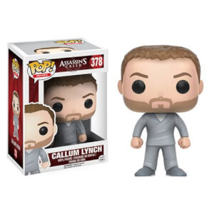 Assassin's Creed Movie Callum Lynch Pop! Vinyl Figure