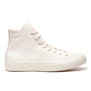 Converse Men's Chuck Taylor All Star II Hi-Top Trainers - Buff/Gum