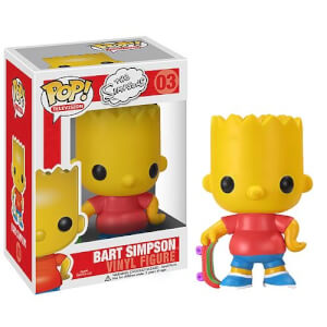 Funko Bart Simpson Pop! Vinyl