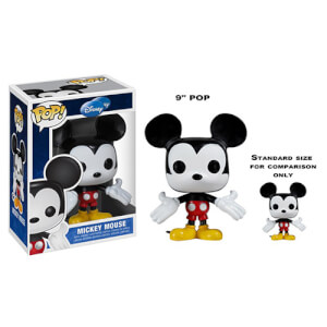"Funko Mickey Mouse (9"""" Pop) Pop! Vinyl"