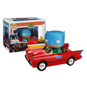 Funko Batmobile (Red) Pop! Vinyl