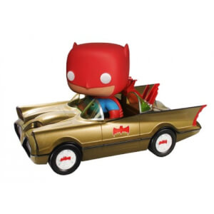 Funko Batmobile (Gold) Pop! Vinyl