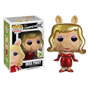 Funko Miss Piggy (Metallic) Pop! Vinyl