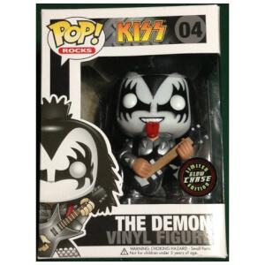 Funko The Demon (Chase) Pop! Vinyl