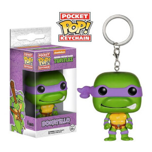 Funko Donatello Pop! Keychain