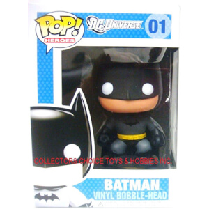 DC Comics Funko Batman (Bobblehead) Pop! Vinyl