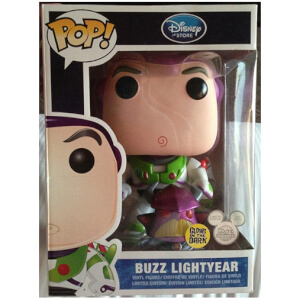 "Disney Funko Buzz Lightyear (9"""" GITD Pop) Pop! Vinyl"