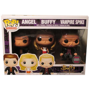 Funko Angel Buffy Vampire Spike 3 Pack Pop! Vinyl