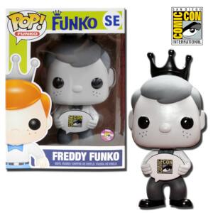 Funko Freddy Funko (B & W) Pop! Vinyl