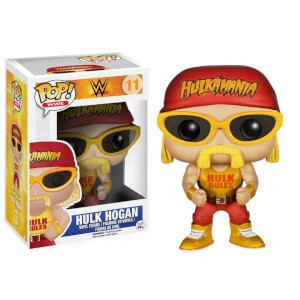 Funko Hulk Hogan (Wwe.Com Exclusive) Pop! Vinyl