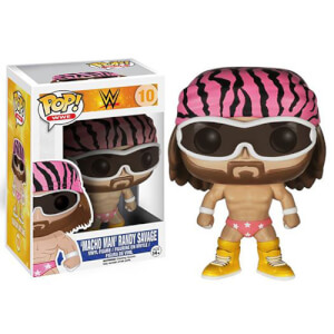 Funko Macho Man Randy Savage Exclusive Pop! Vinyl